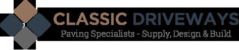 Classic Driveways Logo