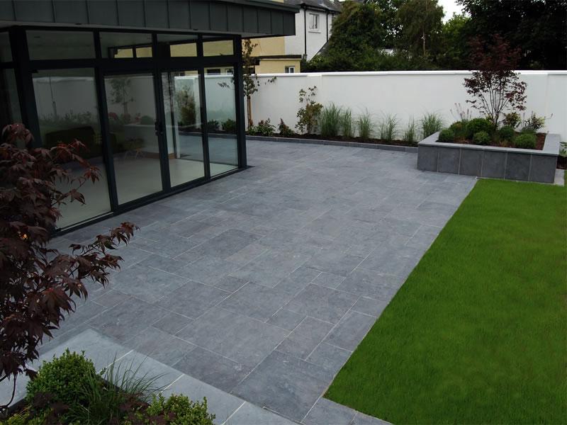 Paving Driveways Patios Limestone, Patio Paving Ideas Ireland